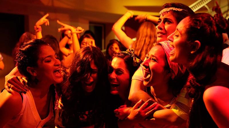 """Aus dem Film """"7 Göttinnen"""" (Indisches Filmfestival Stuttgart)"""