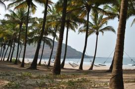 Kishnali Beach bei Ratnagiri. Foto: Abhi (9736)
