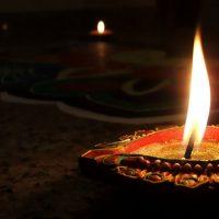 Diwali, das Fest der Lichter