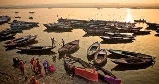 Varanasi soll künftig nicht nur auf Postkartenmotiven attraktiv aussehen, sondern auch für seine Bewohner lebenswerter werden. Foto: Andrea Santoni
