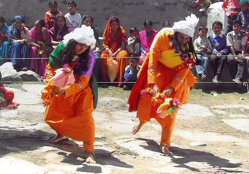 Ramman im Garhwal-Himalaya