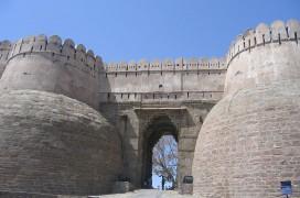 UNESCO Weltkulturerbe: Fort Kumbhalgarh in Rajasthan. Foto: Aryarakshak