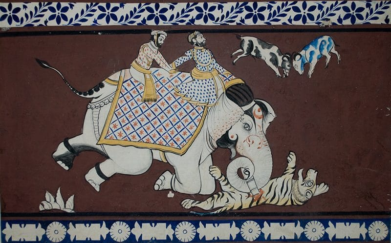 Museen - Bagore ki Haveli