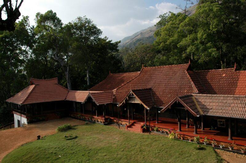 Ein Homestay in Munnar, der Teeregion Keralas. Foto: CJ. Crosby