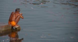 Auch der Ganges soll wieder ein sauberer Fluss werden. Foto: Damien Roué