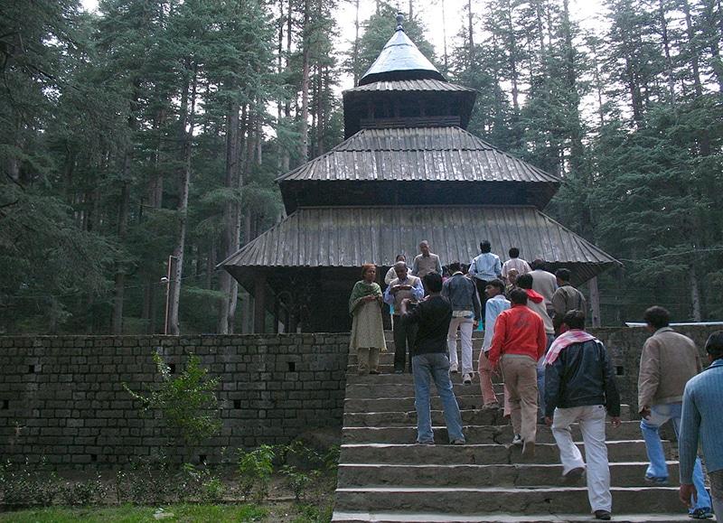 Hadimba-Tempel in Manali