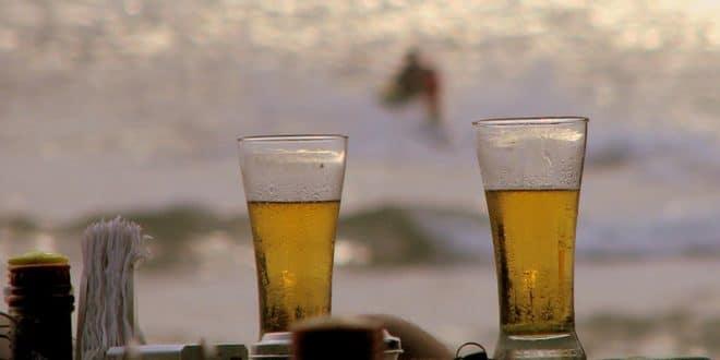 Alkoholverbot an Goas Stränden