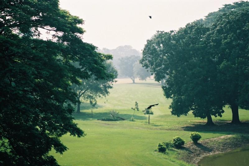 Royal Calcutta Golf Club. Foto: Fergus Ray Murrey