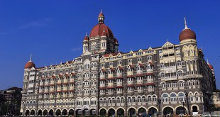 The Taj Mahal Palace in Mumbai. Foto: Franx