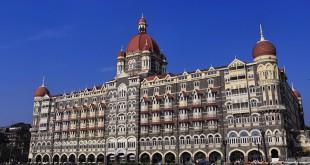 The Taj Mahal Palace in Mumbai. Foto: Franx