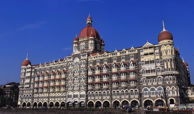 Hotel Taj Mahal Palace in Mumbai