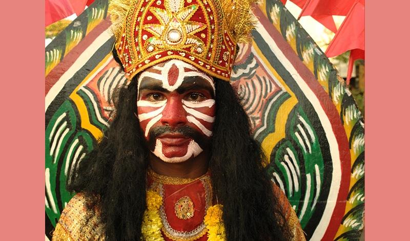 Frühlingsfest Shigmo in Goa