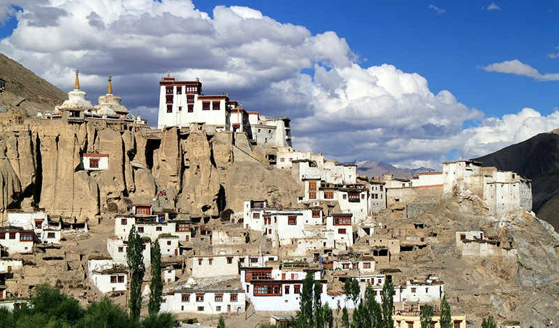 Kloster Lamayuru, Ladakh