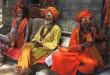 Sadhus Ambubachi Mela