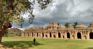 UNESCO Weltkulturerbe Hampi