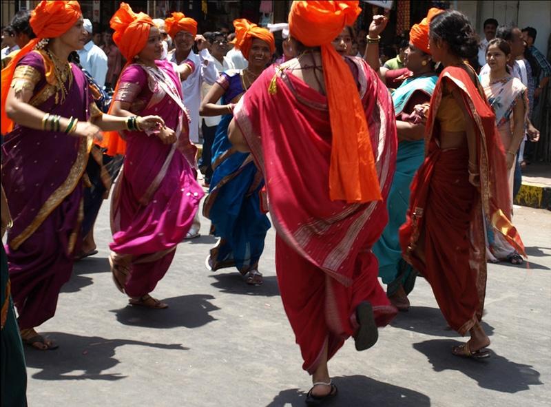 Gudi Padwa - Neujahrsfest in Maharasthra