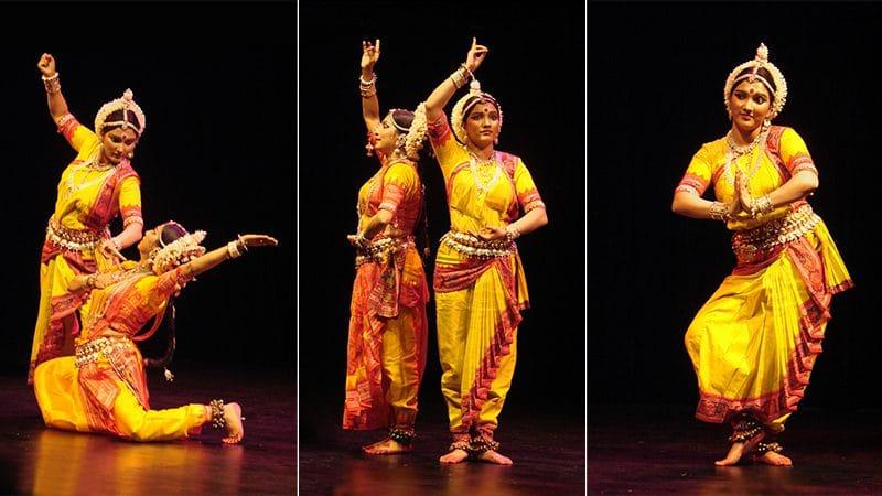 Klassische indische Musik und indischer Tanz – drei Festivals in Odisha