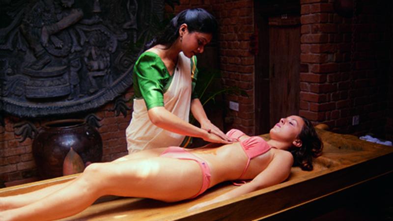 Ayurveda-Resort Kerala