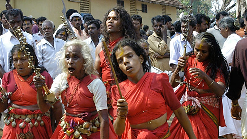 Kodungalloor Bharani Kerala