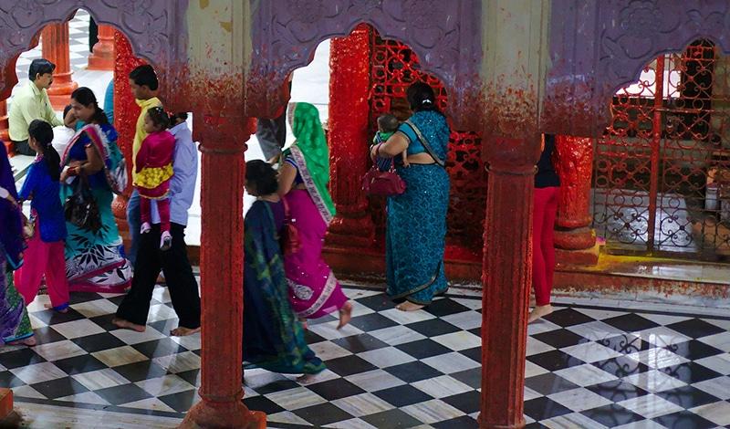 Im Sankat Mochan Mandir in Varanasi