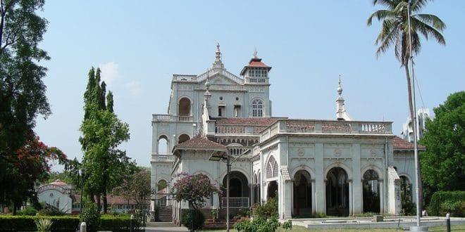 Städtereise nach Pune - Aga Khan Palast