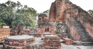 Weltkulturerbestätte Nalanda Mahavihara
