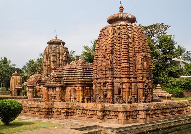 Mukteshwar Tempel.