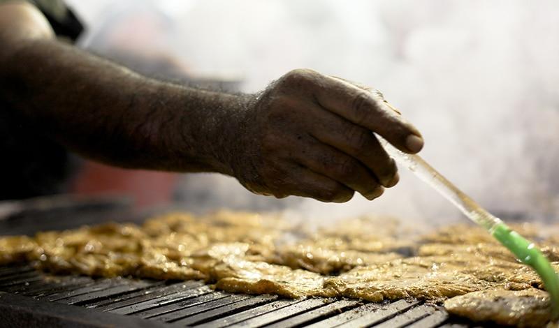 Ramadan - Street food
