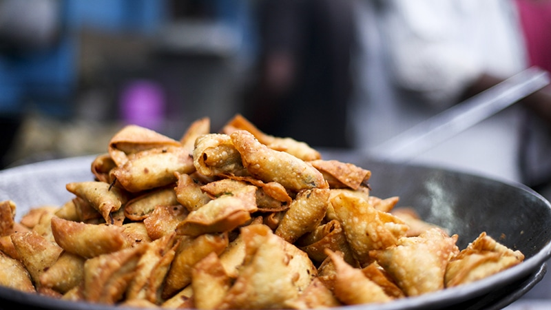 Leckeres Essen im Ramadan. Foto: Nicolas Mirguet