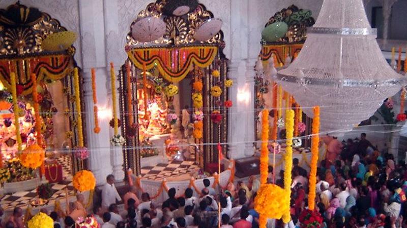 Rama Navami in Mumbai.