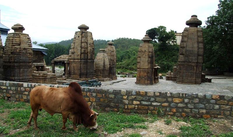 Der Tempel in Bageshwar. Foto: Rahul Ganguly