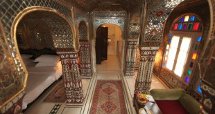 Samode Haveli, Foto: Richard Moross
