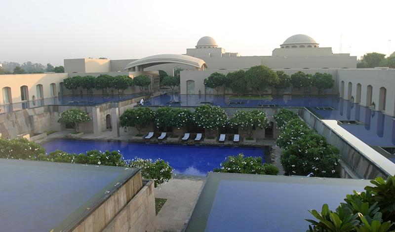 Trident, Gurgaon. Foto: Robert Heese