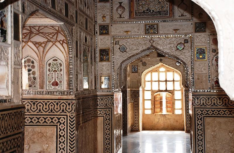 Indien – märchenhafte Pracht und religiöse Vielfalt