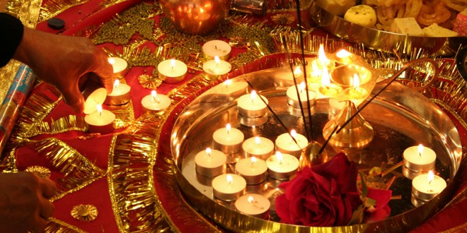 Diwali - Fest der Lichter