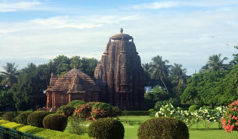 Rajarani Tempel in Bhubaneswar