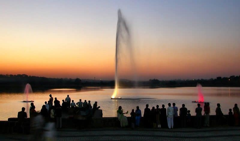 Futula Lake, Nagpur