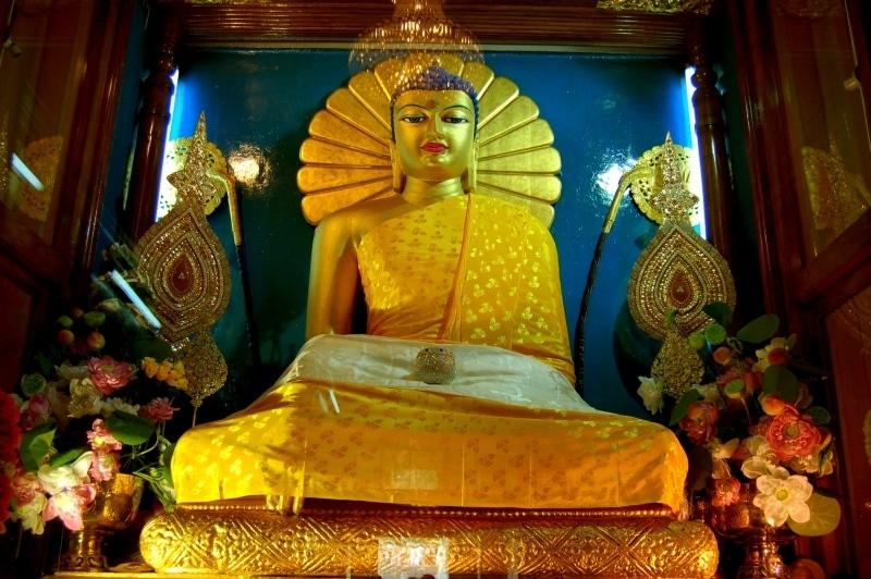 Buddha, Bodh Gaya