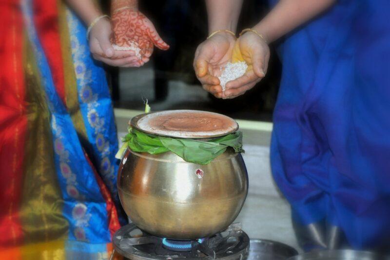 Pongal wird in Südindien gefeiert. Foto: Sunciti Sundaram