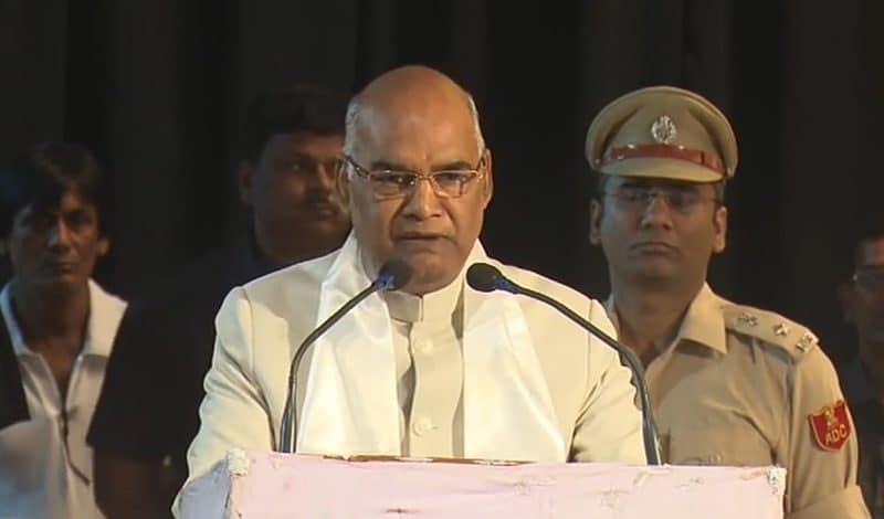 Der neue indische Präsident Ram Nath Kovind