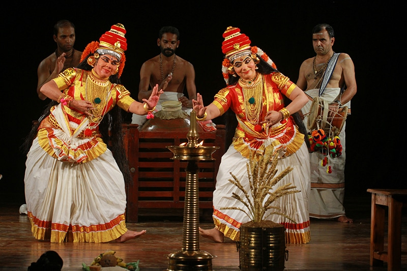 Kutiyattam-Theater in Kerala