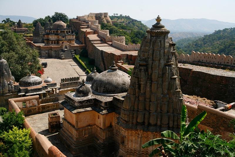 In dieser historischen Kulisse findet das Festival statt. Foto: Tushar Dayal
