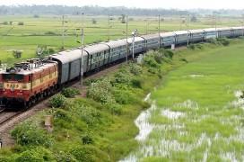 Mit dem Bangalore-Guwahati-Express in Assams Hauptstadt - und bald noch weiter in den Nordosten Indiens. Foto: Vinoth Thambidurai