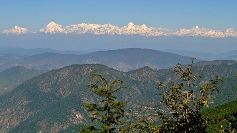 Die Kumaon-Region in Uttarkhand