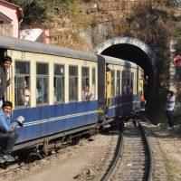 Kalka-Shimla Bahn
