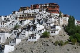 Kloster Thikse in Ladakh. Foto: kanglapass
