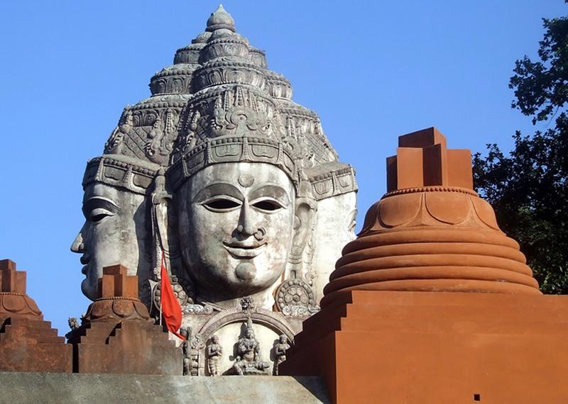 Eine der weniger bekannten Sehenswürdigkeiten Indiens: Amarkanak. Foto: kulasekaran