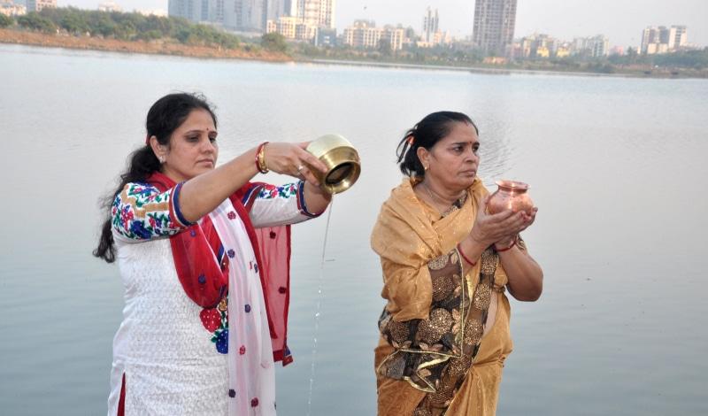 Chhat Puja in Mumbai