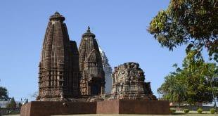 Der Pataleshwar-Tempel in Amarkantak. Foto: Prataparvind