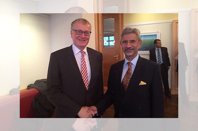 Deutsch-indische Konsultationen in Berlin, Dezember 2016